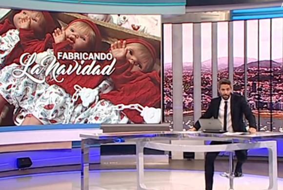 Fabricando la navidad – Llorens en España Directo