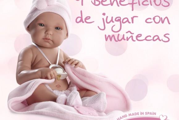 9 Beneficios de jugar con muñecas