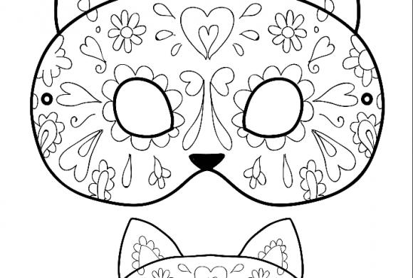 Máscaras de Carnaval (Descargar PDF)