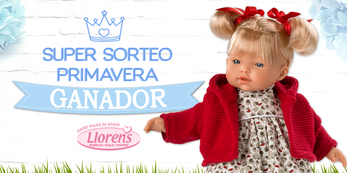Inicio - Muñecas Llorens