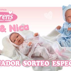 """Ganador del Sorteo Especial """"Nico y Nica"""""""