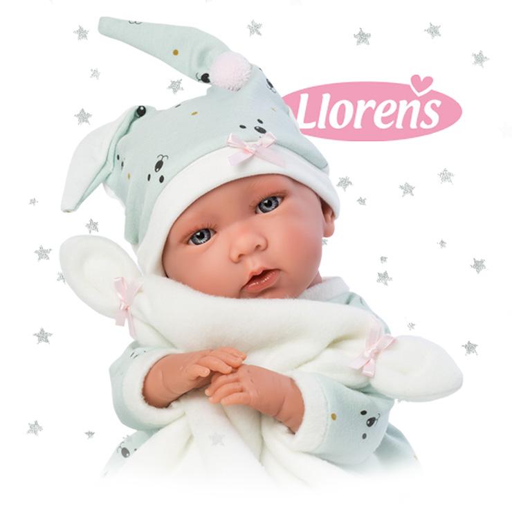 Bebe ropita Conejito Llorens